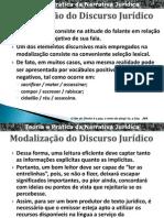 Modalização Do Discurso Jurídico