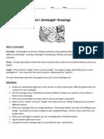 art1 zentangle guidelines
