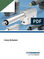 Copy of Linear Actuators Bruk