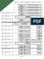1415 academic year planner