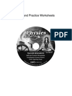 Physics Csec - Cpo Workbook