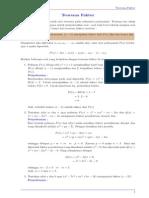 Teorema Faktor