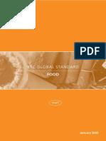 BRC GLOBAL STANDARD British Retail Consortium