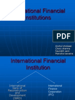 International Financial Institution