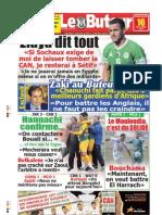 LE BUTEUR PDF du 16/12/2009