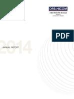 DRB-HICOM Annual Report 2014