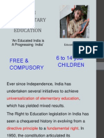 Indian Elementary Education