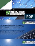 LD Llacuna Construction and Supply