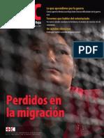 Perdidos en la migración