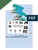 Historia de La Informatica EDISON.