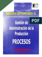 Iemiii - Administracion de La Produccion - Procesos (1)