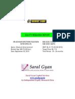 Saral Gyan Hidden Gem Sept2010