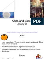 Chapter 15 Acids and Bases Ver010512
