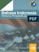 Kelas 08 SMP Bahasa Indonesia Siswa