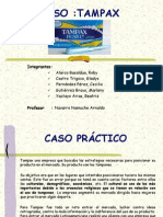 Caso Tampax Ppt
