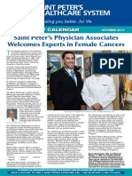 Saint Peter's Physician Associates Welcomes Experts in Female Cancers