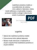 3 Estetica-3 Optiuni de Reabilitare Protetica Mobila Si Rezolvarea Lor Estetica