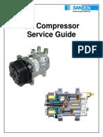 Compresor Sanden Service Guide Rev.2