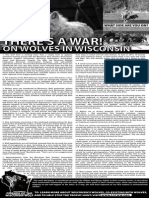 There's a war on Wolves in Wisconsin