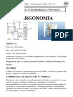 Ds 13 - Ergonomia