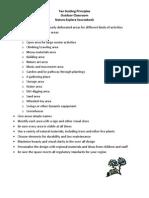 ten guiding principles