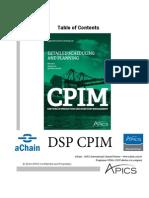 aChain APICS - DSP CPIM APICS - http://www.achain.com.br/