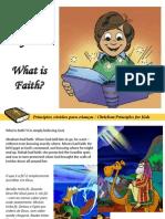 O Que é a Fé? - What is Faith?