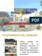 FORO MATEMATICAS 2014.pptx