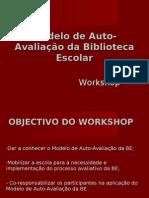 Planificação do workshop