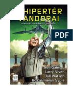 A Hipertér Vándorai (Sci-fi Antológia)