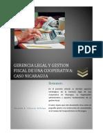 Gerencia Legal y Gestión Fiscal de Cooperativas Nicaragua 2014