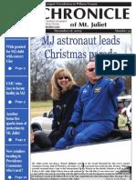 Chronicle 12-16-09 Edition
