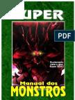 3D&T Super Manual Dos Monstros