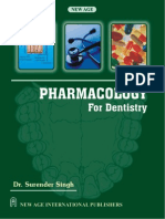 Pharmacology in Dentistry