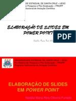 AULA DE ELABORA+ç+âO DE SLIDES EM POWER POINT CLIC.ppt