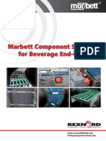 Marbett Component Solutions for Beverage