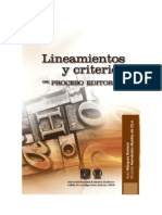Criterios Editoriales Del IIJ