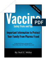 Miller, Neil Z. - Vaccine Safety Tricks and Tips
