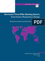 Germany's Three-Pillar Banking System