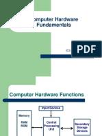 computer hardware fundamentals
