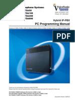 TDA ProgrammingManual