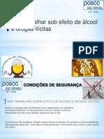 1- Alcool e Droga POSCO