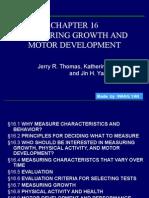 Measuring Growth & Motor Dev.ppt