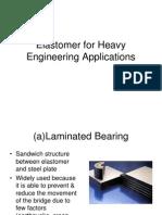 Elastomer for Heavy Engineering Applications