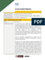 Unidad Didáctica Completa Andres Romero Version 003