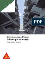 Aditivos Para Concreto_Brochure