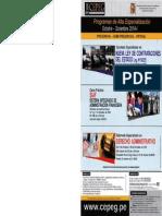 Programa de alta especialización Octubre - Diciembre 2014-I Universidad nacional Mayor de San Marcos. 0002.compressed.pdf