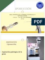 Liposuction Class 2013