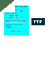 DewPoint Excel Calculator