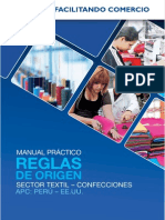Manual Sector Textil